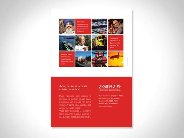 Zigma - Anuncio Mundo