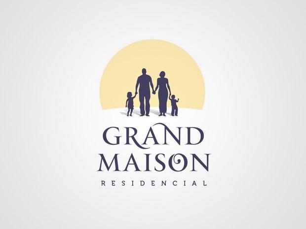 Criação da Logomarca do Empreendimento Grand Maison