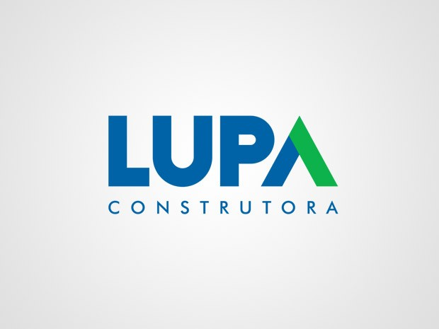 Criação da Logomarca da Lupa Construtora