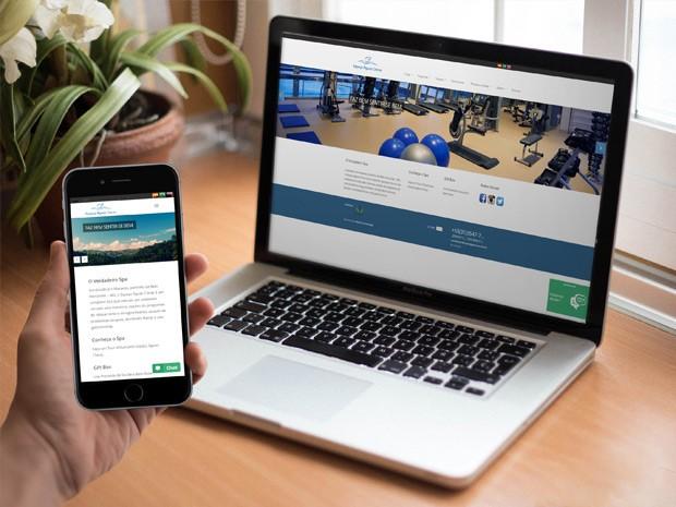 Manutenção e Atualização do Website do Espaço Águas Claras