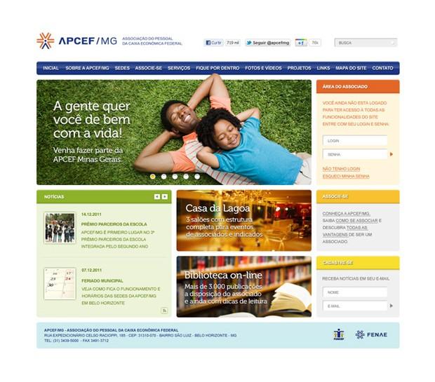 APCEF - Site