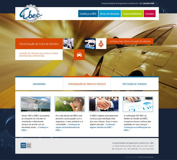 Site EBEC