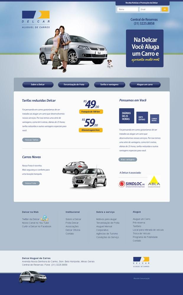 Delcar - Website