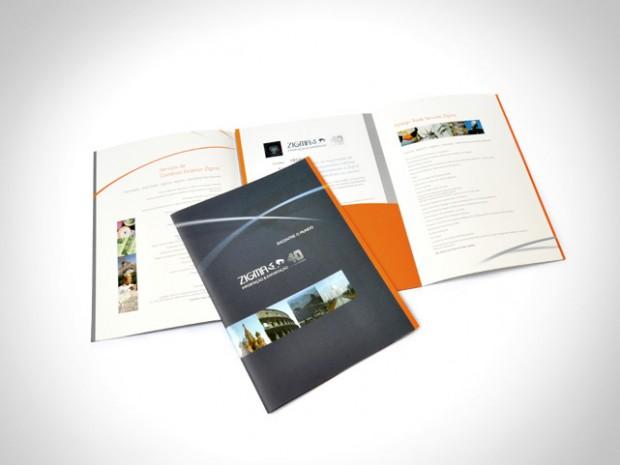 Folder Zigma Importação e Exportação