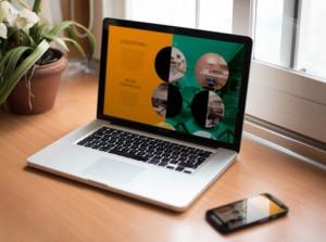 Criação de Site Desktop e Mobile para Arquiteta Silvia Carvalho