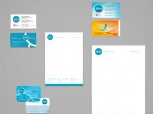 Alegro - Criação da marca, identidade visual e material gráfico