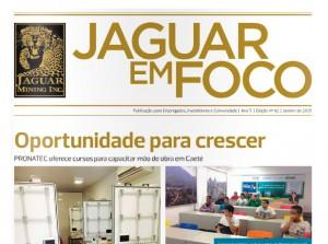 Planejamento de comunicação e reposicionamento da marca Jaguar Mining