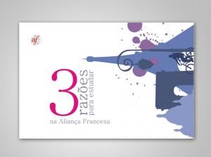 Aliança Francesa - Criação de Campanhas de Publicidade